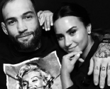 Celebrity News: Demi Lovato Supports Rumored BF Guilherme Vasconcelos at MMA Fight