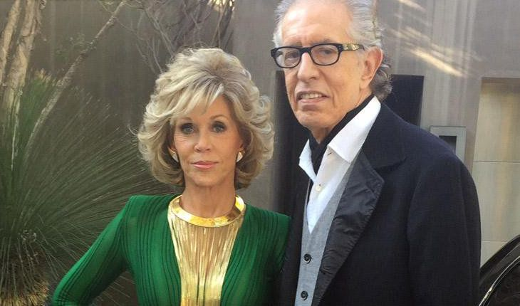 Cupid's Pulse Article: Celebrity Break-Up: Jane Fonda & Richard Perry Split After 8 Years Together