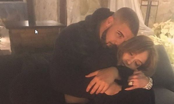 Cupid's Pulse Article: New Celebrity Couple Jennifer Lopez & Drake Enjoy Another Date Night Together