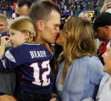 Celebrity News: Gisele Bundchen Opens Up About When She Learned Tom Brady Was Expecting With His Ex