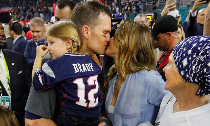 Cupid's Pulse Article: Celebrity News: Gisele Bundchen Opens Up About When She Learned Tom Brady Was Expecting With His Ex