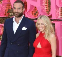 Celebrity Break-Up: Kylie Minogue & Fiancé Joshua Sasse End Engagement