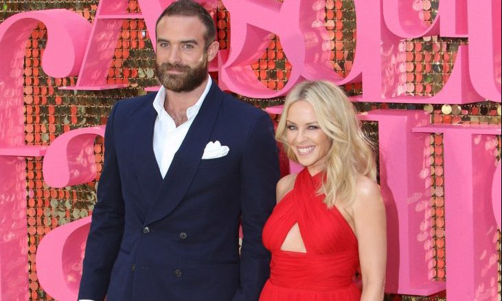 Cupid's Pulse Article: Celebrity Break-Up: Kylie Minogue & Fiancé Joshua Sasse End Engagement