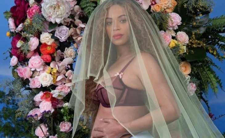 Cupid's Pulse Article: Celebrity Baby News: Beyoncé Announces She's Expecting Twins with Jay-Z