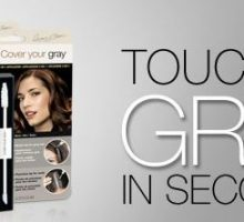 Product Review: Don't Let Your Roots Get The Best Of You With Cover Your Gray