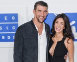 Celebrity Couple News: Michael Phelps & Wife Nicole Johnson Enjoy Rare Night Out