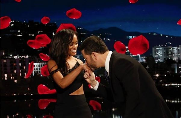 Cupid's Pulse Article: Celebrity News: First Black 'Bachelorette' Rachel Lindsay Hopes People 'Rally Behind' Her