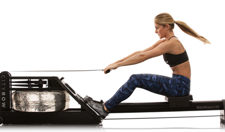 Cupid's Pulse Article: Up and Coming Fitness Trend: Indoor Rowing