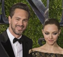 Expectant Parents & Celebrity Couple Amanda Seyfried and Thomas Sadoski Turn Movie Premiere Into Date Night