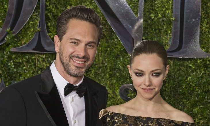 Cupid's Pulse Article: Expectant Parents & Celebrity Couple Amanda Seyfried and Thomas Sadoski Turn Movie Premiere Into Date Night