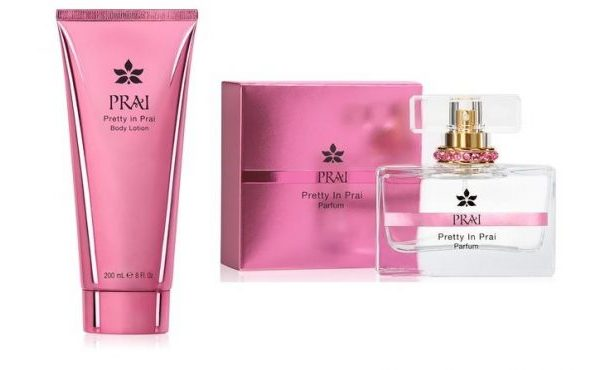 Cupid's Pulse Article: Product Review: Get Ready for Spring with Pretty in PRAI Fragrance and Body Lotion