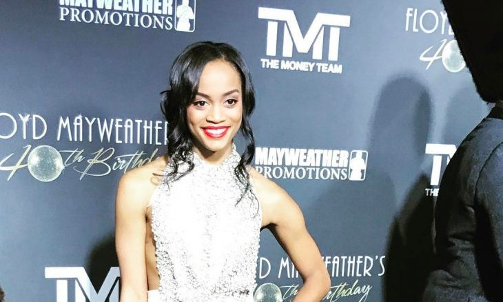 Cupid's Pulse Article: Celebrity Couple News: 'Bachelorette' Star Rachel Lindsay Reveals She's Already Engaged