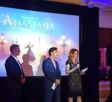 Press Event: The Garden City Hotel Celebrates the Upcoming Premiere of 'Anastasia The Musical' on Broadway