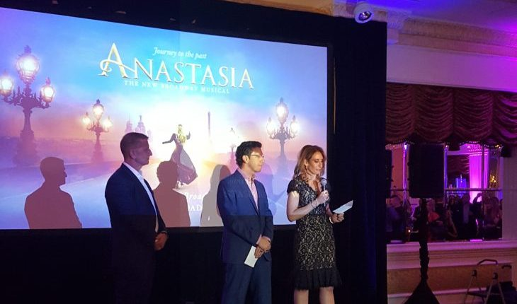 Cupid's Pulse Article: Press Event: The Garden City Hotel Celebrates the Upcoming Premiere of 'Anastasia The Musical' on Broadway