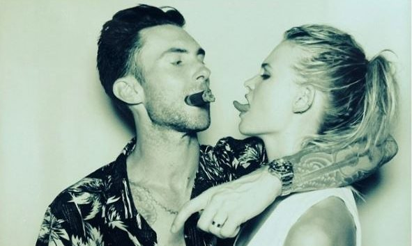 Cupid's Pulse Article: Celebrity Couple: Behati Prinsloo Wishes Husband Happy Birthday With Adorably Funny Instagram Post
