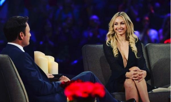Cupid's Pulse Article: Celebrity News: 'Bachelor' Villain Corinne Olympios Parties in Miami After Nick Viall Split