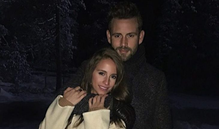 Cupid's Pulse Article: Celebrity Engagement: 'The Bachelor' Star Nick Viall Proposes to Vanessa Grimaldi