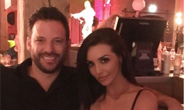 Cupid's Pulse Article: Celebrity News: Scheana Marie Flaunts New Relationship on Romantic Vacation