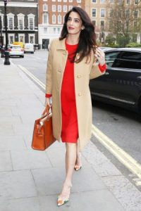 Cupid's Pulse Article: Celebrity Maternity Style: Find Out How You Can Be Chic During Pregnancy Like Amal Clooney!
