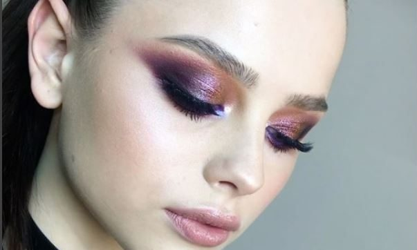 Cupid's Pulse Article: Fairidescent Make-Up Is Adding New Shine to Beauty Trends This Year