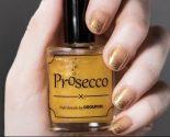 Beauty Tricks: Prosecco-Flavored Nail Polish