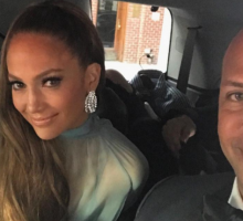 Celebrity News: Jennifer Lopez Plays Singing Coach to Boyfriend Alex Rodriguez's Daughter