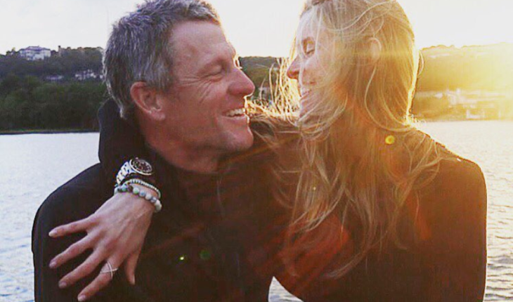 Cupid's Pulse Article: Celebrity Wedding: Lance Armstrong Is Engaged to Girlfriend Anna Hansen