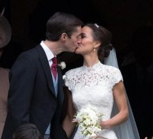 Celebrity Wedding: Pippa Middleton Marries James Matthew in Front of Royal Attendees
