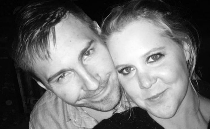 Cupid's Pulse Article: Celebrity Break-Up: Amy Schumer & Ben Hanisch Split After One Year Together