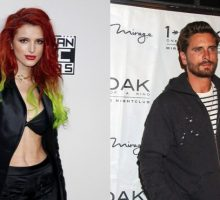 Celebrity News: Bella Thorne Says Cannes Isn't for Her After Scott Disick Hookup
