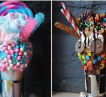 Famous Restaurants: Crazy Milkshakes in NYC