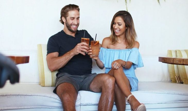 "Cupid's Pulse Article: 'The Bachelorette' Stars Kaitlyn Bristowe & Shawn Booth Celebrate ""Longest Celebrity Engagement Ever"""