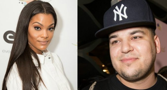 Cupid's Pulse Article: New Celebrity Couple: Rob Kardashian is Dating 'Bad Girls Club' Star Mehgan James