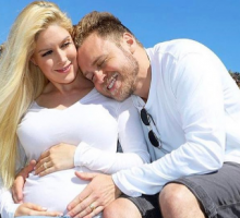 Celebrity Baby: Spencer Pratt Says He'll Teach His Son What He Shouldn't Have Done