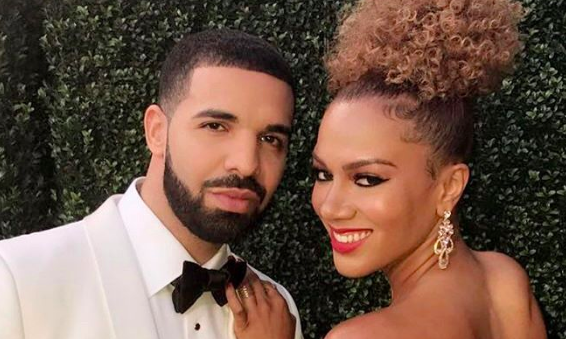 Cupid's Pulse Article: New Celebrity Couple? Drake Brings Rosalyn Gold-Onwude as His Date to NBA Awards 2017