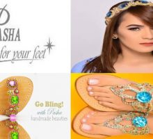 Product Review: PASHA Jewelry for Your Feet & Hair