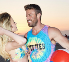 Celebrity Couple News: 'Bachelorette' Villain Chad Johnson Is Dating Zoe Baron