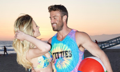 Cupid's Pulse Article: Celebrity Couple News: 'Bachelorette' Villain Chad Johnson Is Dating Zoe Baron