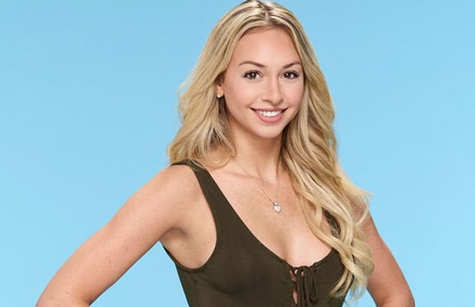 Cupid's Pulse Article: Celebrity News: Controversial 'Bachelor' Alum Corinne Olympios is Headed to 'Bachelor in Paradise'