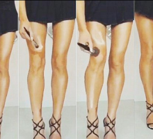 Leg Contouring is the Newest Beauty Trend for Summer