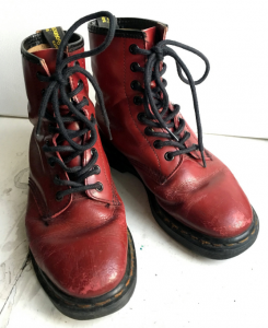 Cupid's Pulse Article: Celebrity Style: Walk Into Fall in Dr. Marten Boots