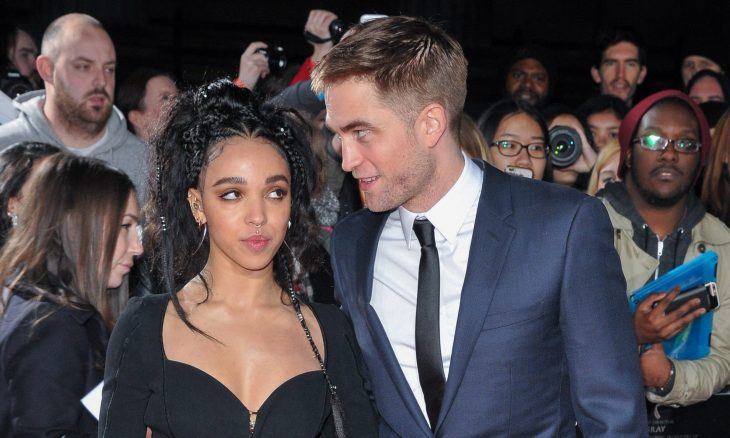 Cupid's Pulse Article: Celebrity Couple News: Robert Pattinson Says He & FKA Twigs Are Still 'Kind Of' Engaged