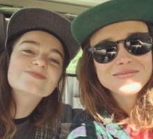 New Celebrity Couple: Ellen Page Is Dating Dancer Emma Portner