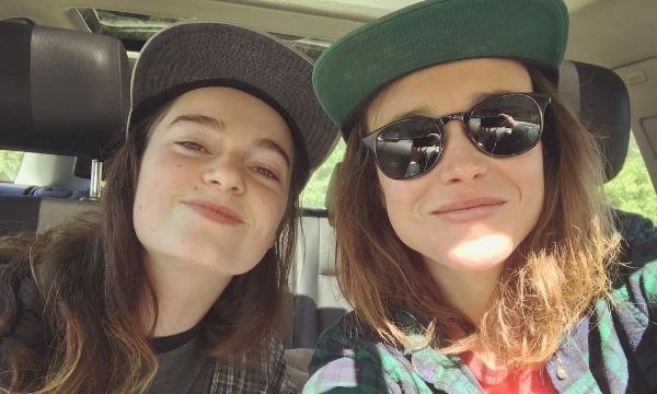 Cupid's Pulse Article: New Celebrity Couple: Ellen Page Is Dating Dancer Emma Portner