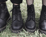 Celebrity Style: Walk Into Fall in Dr. Marten Boots