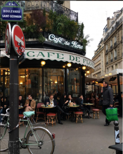 Cupid's Pulse Article: Celebrity Travel: Hotspots in Paris that Celebrities Love