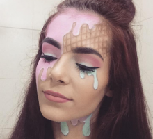 Ice Cream Makeup is the Craziest Beauty Trend of 2017 So Far