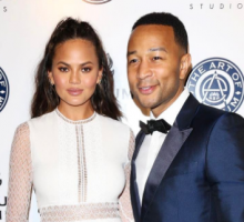 Celebrity Baby News: Chrissy Teigen & John Legend Are Expecting