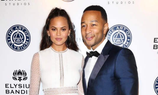 Cupid's Pulse Article: Celebrity Baby News: Chrissy Teigen & John Legend Are Expecting