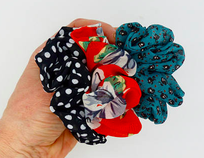 Cupid's Pulse Article: Fashion Trend: Scrunchies And How To Rock Them